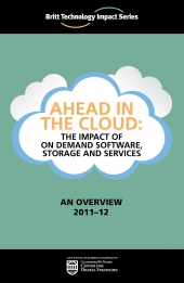 Ahead in the Cloud: The Impact of On Demand Software, Storage and Services Overview Photo