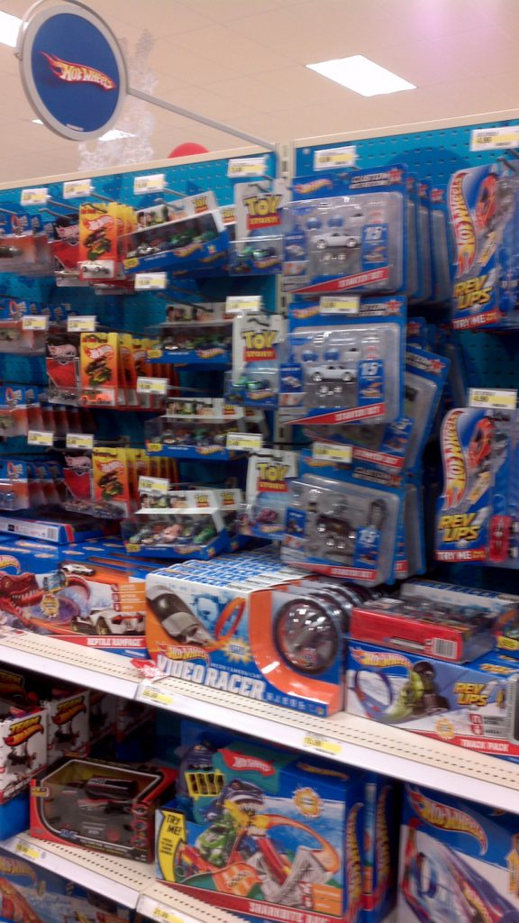 Walmart Toy Aisle Boys : Target rocks toys center for digital strategies