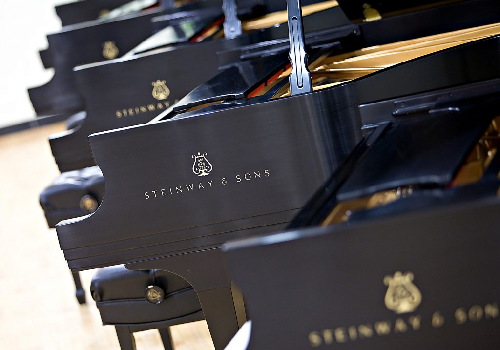 steinway piano distribution case study