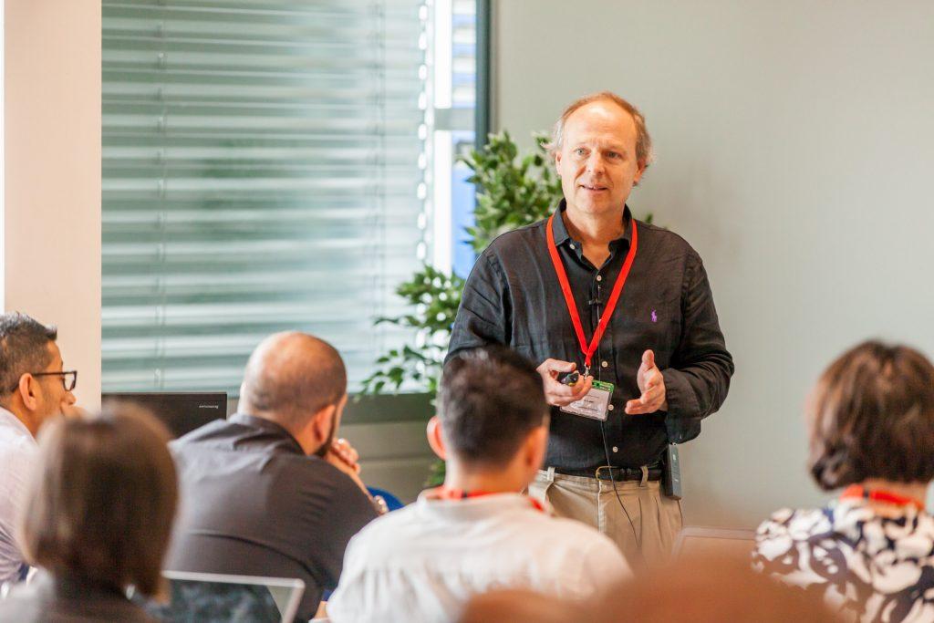 IFRC Hans Brechbuhl | CIO Summit 2016