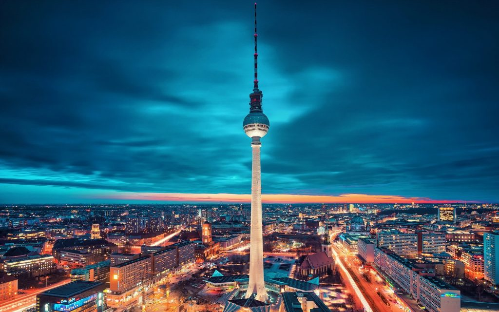 Berlin Roundtable on Digital Strategies | New Service Technology