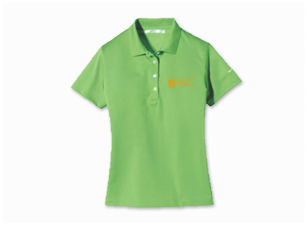 Womens Nike Golf Tech Dri-FIT Polo